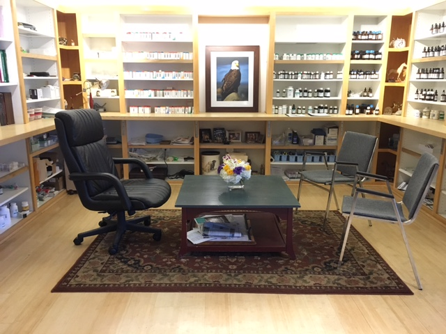 Malibu Homeopathic Vet Office Space